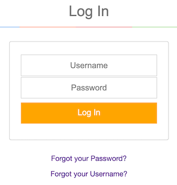 The login page for AgentCubes